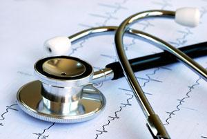 vyšetření lékařem