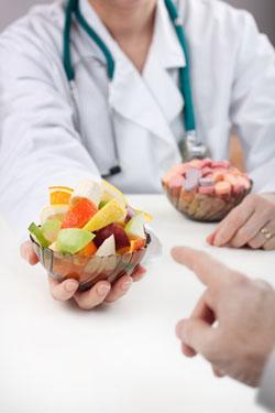výživa při nemoci