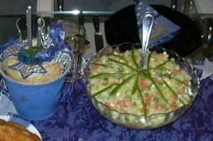 bramborový salát nutrifit