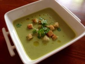 hrášková polévka nutrifit