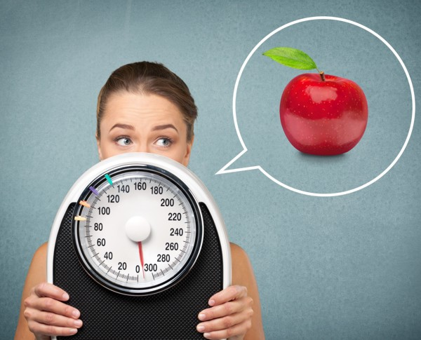 Zdravé hubnutí a přibírání