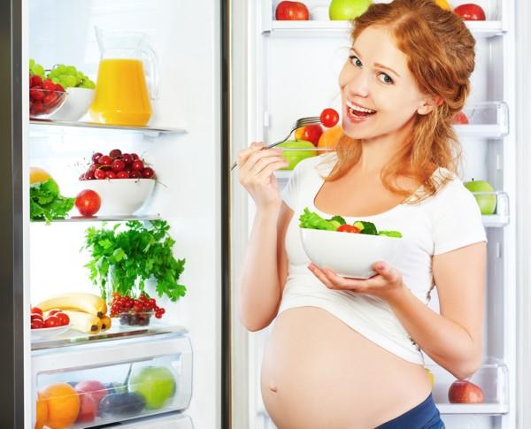 Výživa těhotných