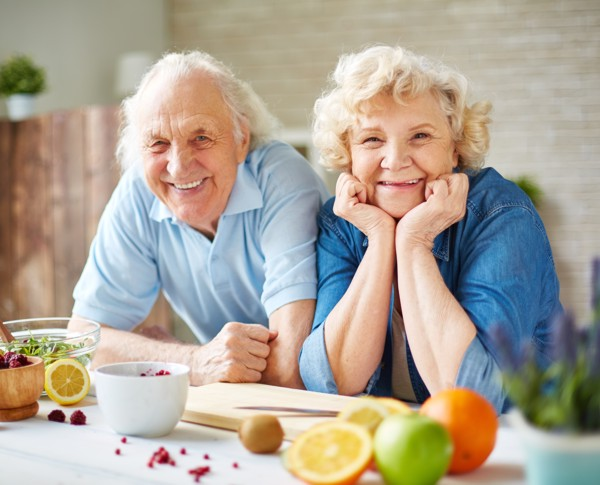 Výživa ve stáří