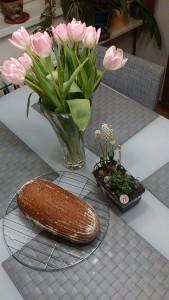 kváskový chléb nutrifit